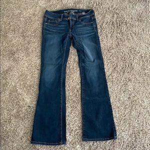 Jeans - rarely worn